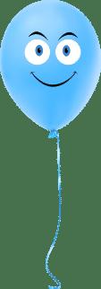 Automat z balonami na hel